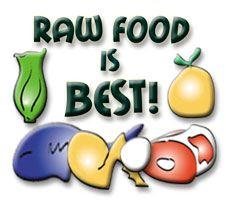 Raw feeding